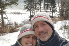 20 Acre Woods Bed And Breakfast owners Ophelia & Brent Dickson