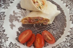 20 Acre Woods Bed And Breakfast - Breakfast Wrap