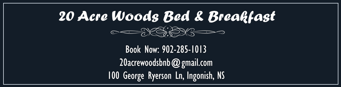 20 Acre Woods Bed & Breakfast